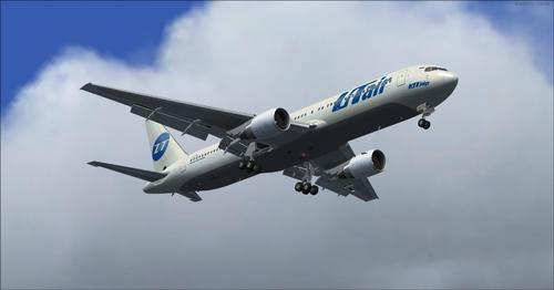 Boeing 767-300 twelve repaints FSX & P3D