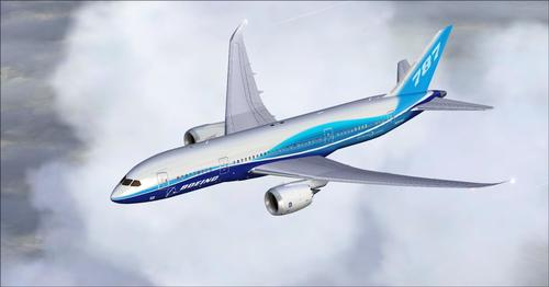 ബോയിംഗ് 787-8 ഡ്രീംലൈനർ FSX  &  P3D