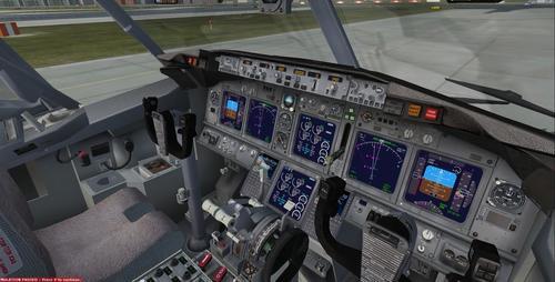 Boeing 787-8 DreamLiner FSX & P3D