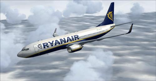 Boeing B737-823 Advanced VC FSX & P3D