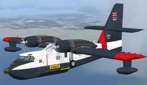 Bombardier Canadair CL-215 FSX și P3D