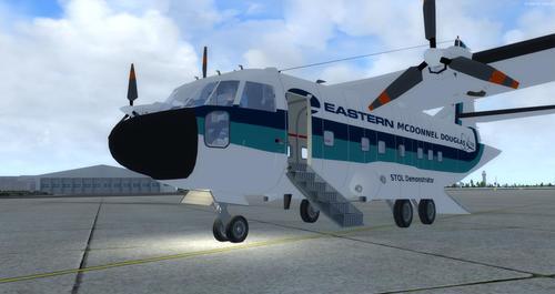 Breguet 941 S FSX  &  P3D
