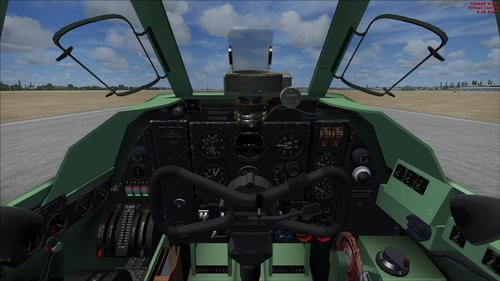 Bristol Beaufighter FSX