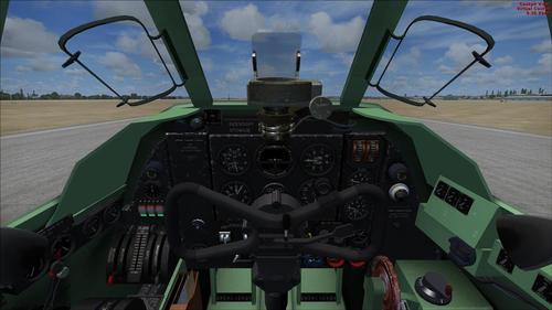 Bristol Beaufighter FSX