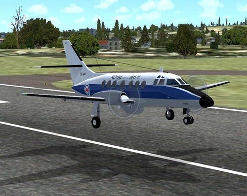 British Aerospace Jetstream 31/32 FS2004