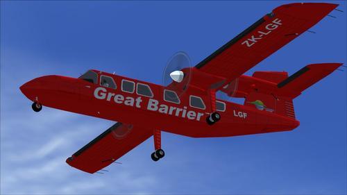 Britten-Norman BN2A Mk lll-2 Trislander FS2004