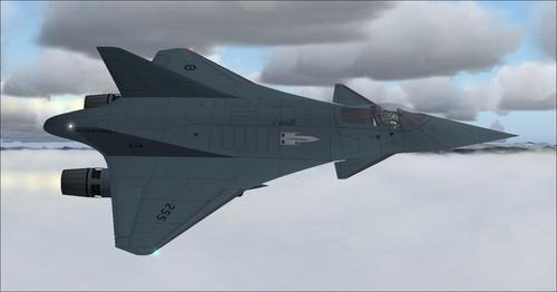 CF-220 Grizzly nomqondo v4 FS2004
