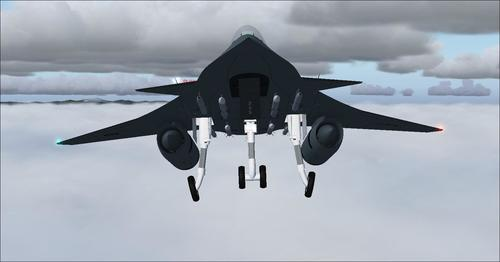 CF-220 Grizzly concept v4 FS2004