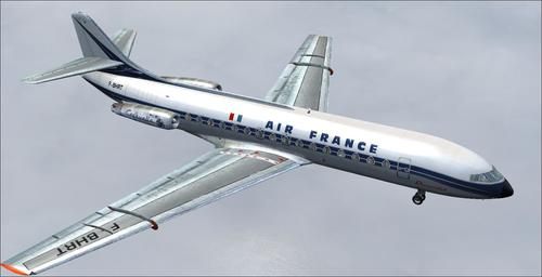 Caravelle III Air France AFG v1.0