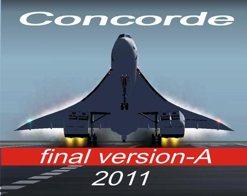 Ang Final Version sa Concorde-Usa ka 2011 FSX