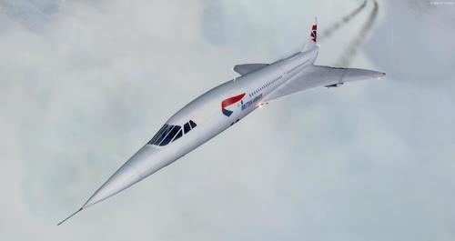 Concorde Historický balíček FSX  &  P3D