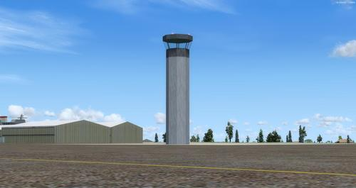 Tower Control FSX & P3D