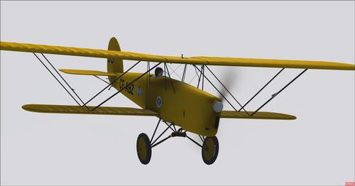 Curtiss Рейд Rambler MK.III FSX & P3D