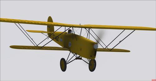 Curtiss Reid Rambler MK.III Rizgari & P3D