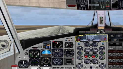 DHC-6 लांब नाक हवाईयन आंतरराष्ट्रीय FS2004