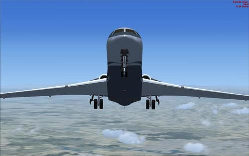 Dassault Falcon 7X for FSX