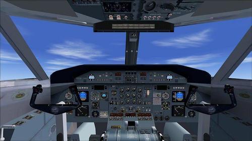 DeHavilland DHC8-Q 202 Пакет для FS2004