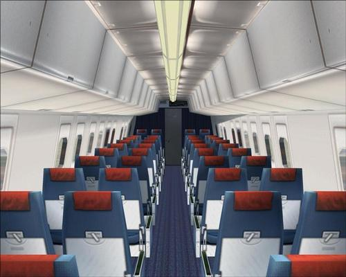 DeHavilland DHC 7 VC based Passenger Edition FS2004