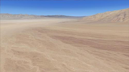 Death Valley PhotoReal FSX + P3D