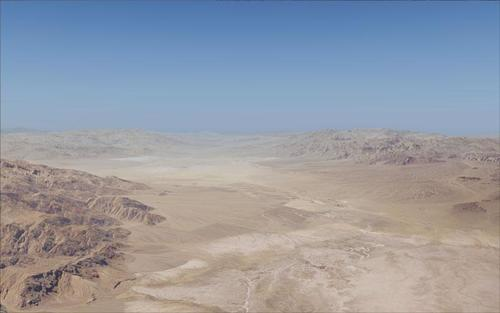 Death Valley Photoreal FSX & P3D