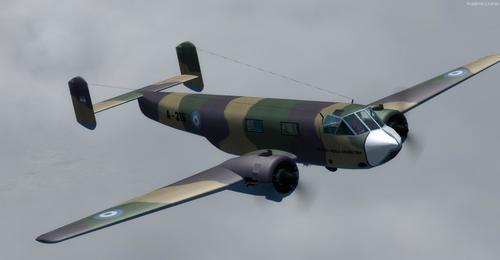Dinfia I.A.35-II Huanquero FSX & P3D