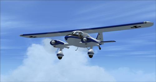 Dornier Do28A-1 Cassic Wings FSX