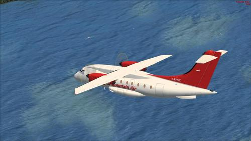 Dornier Do328 Turbo for FSX