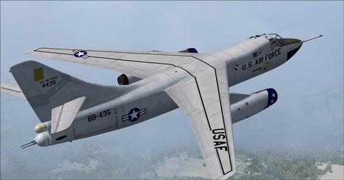 Douglas B-66 Destroyer FS2004