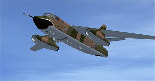 Douglas B-66 Destroyer FSX & P3D