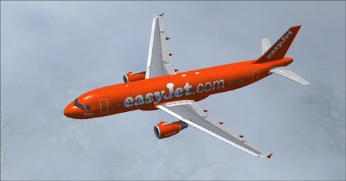 Easyjet Fleet v1.0 FSX & P3D