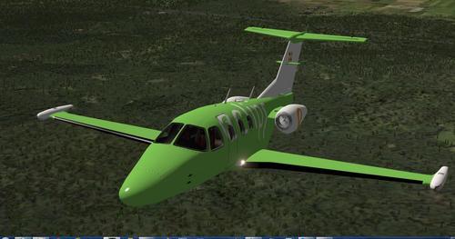 Eclipse 550 v1.1 X-Plane 10