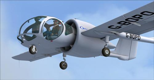 Edgley Optica FSX ۽ P3D