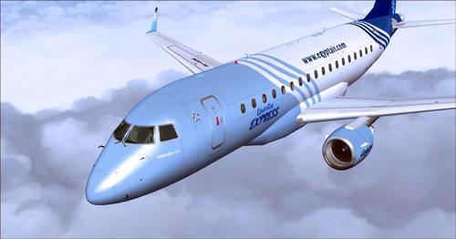 Flotte Egyptair ultime pack v1.2 FSX & P3D