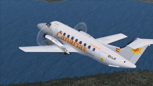 Embraer 120ER Brasilia PAD FSX