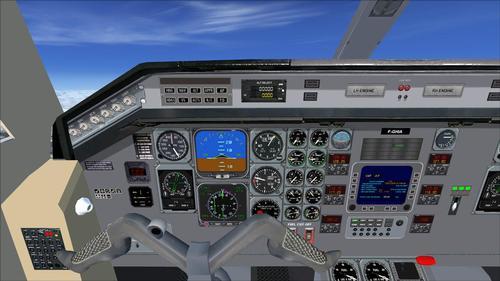 Embraer 120ER Brasilia PAD FS2004