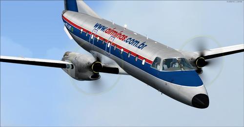 Embraer EMB120 Brasilia V1.1 FSX & P3D