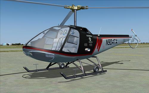 Enstrom 280FX FSX & P3D