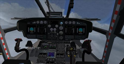 Eurocopter AS332 French Army FSX-ACC & FSX-Steam
