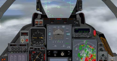 Tomcat F14D X-Plane 10