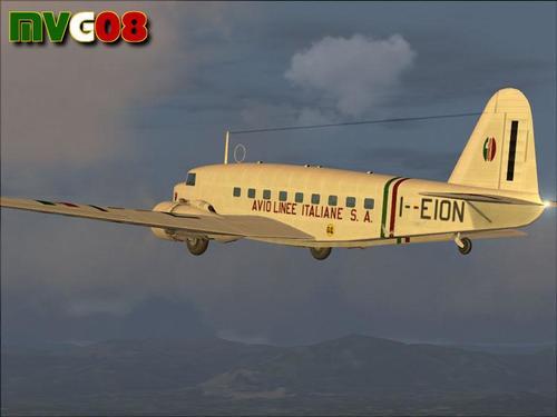 फिएट G.18V (V.01) FSX