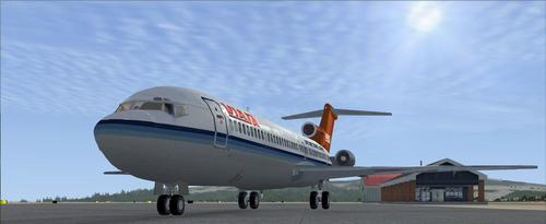 FSND Boeing 727-200 fun FSX-SP2