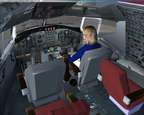 FSND Boeing 707-420 2013 FSX & P3D