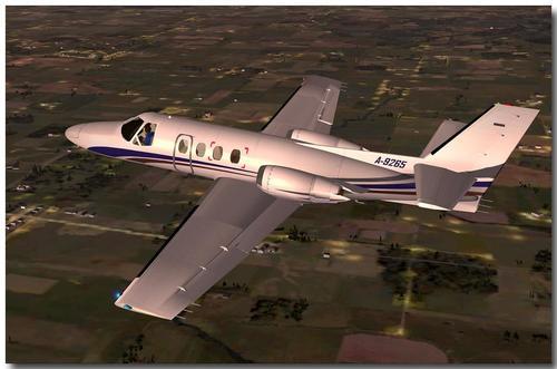 Cessna Cita 500 2008 FSX-SP2
