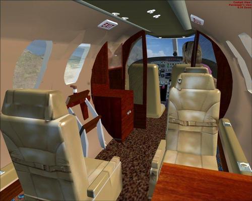 Cessna Citation 500 2008 FSX-SP2