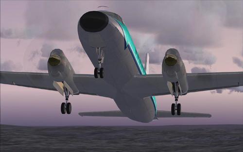 Convair 580 FSX