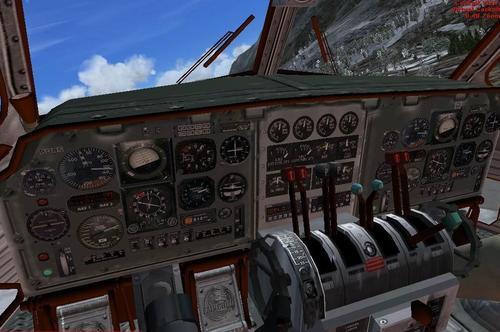 Fairchild C-123 K Paquete Proveedor para FSX
