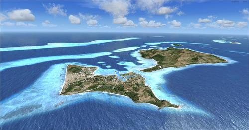 Fiji Photoreal Package Western Division FSX & P3D
