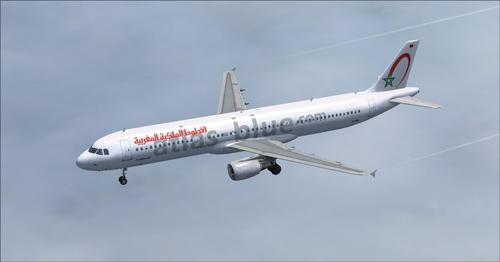 Flotte Royal Air Maroc FSX & P3D