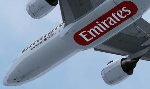 Emirates Filo FSX & P3D