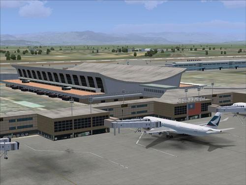 Formosa X RCTP Taiwan Taoyuan Intl Airport FSX & P3D